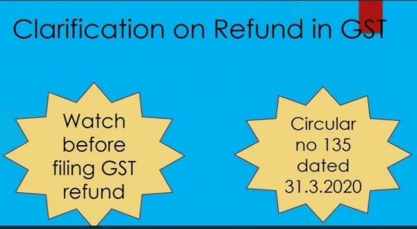 Clarification on refund related issues
