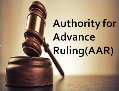 Authority for Advance Ruling Under Income Tax Act, 1961
