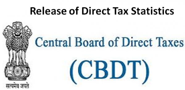 Release of Direct Tax Statistics