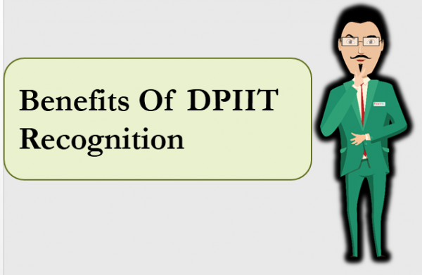 Benefits Of DPIIT Recognition