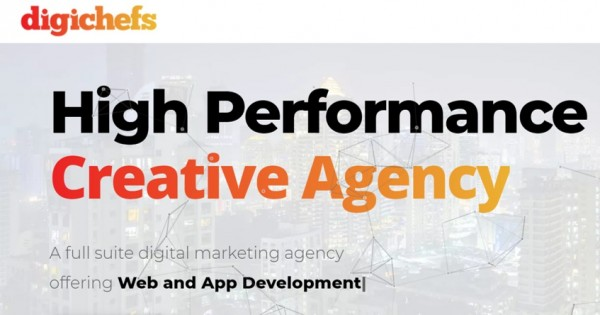 An independent high performance creative agency, with 6 long years of experience in the digital marketing space
