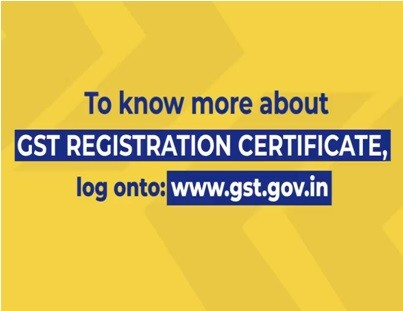 How to Download your GST Certificate?