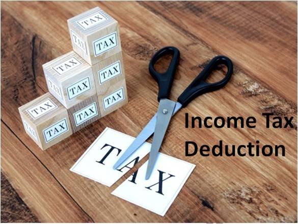 Income Tax General Deductions related to certain payments AY 2022-23