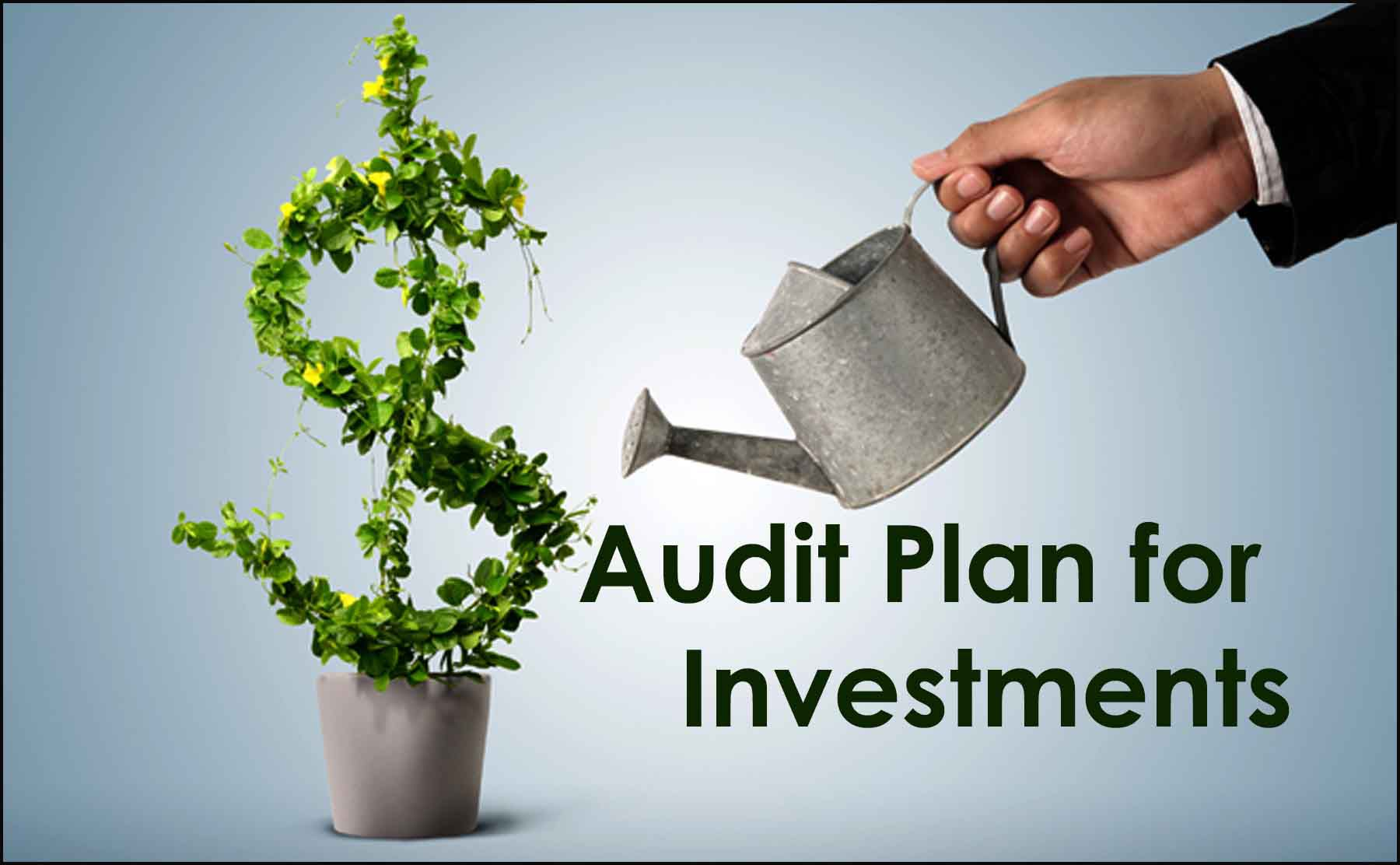 How to Audit Investments