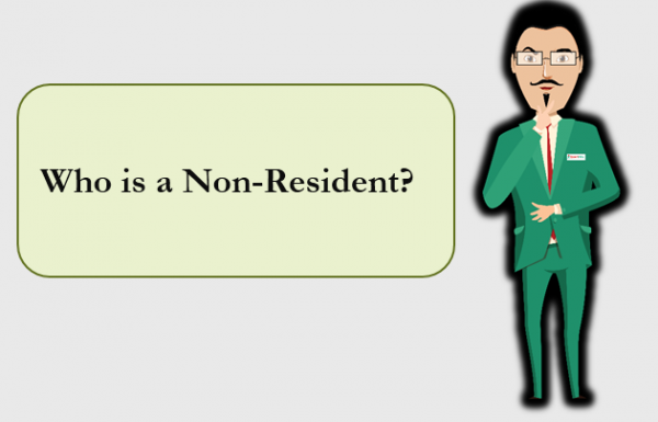 Who is a Non-Resident?