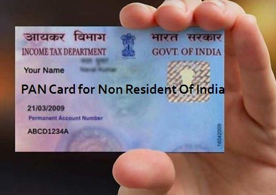Mandatory For a Non-Resident Indian to have a PAN Card