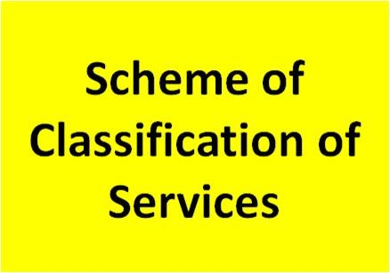 HSN Code of Services under Goods and Services on B2B Tax Invoices