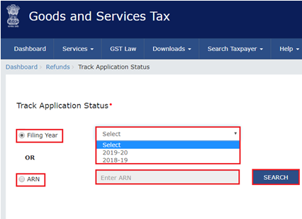 How to Track GST Refund Status on GST Portal?