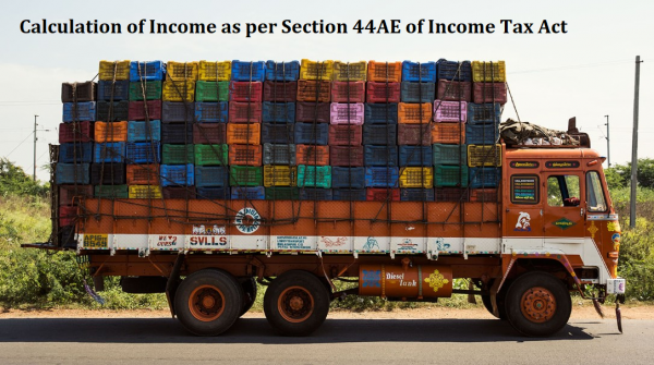 Filing Returns as per Section 44AE? Know definition of Gross Vehicle Weight, Un Laden and Laden Weight : CBDT
