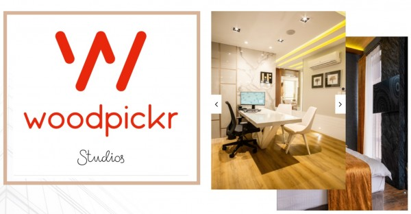Woodpickr Studios is a start-up that is innovating the process of designing your home interiors by catering to your specific needs and detailed customization