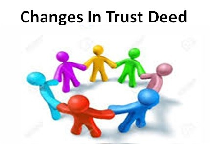 Process for Change or Removal of Object clause in Trust Deed with Charity Commissioner