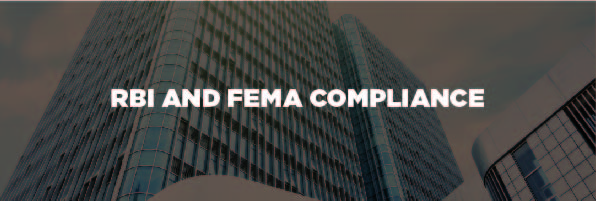 RBI and FEMA compliance